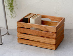 CHERRY ウッドボックス