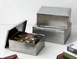 PUEBCO リサイクル スチールボックス