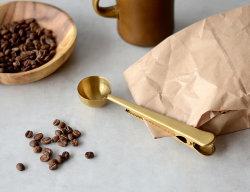 クリップ付き コーヒーメジャースプーン