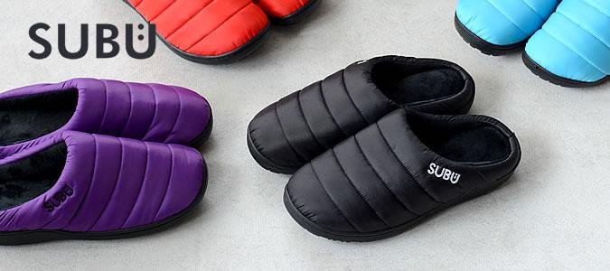 SUBU 冬のサンダル 2019